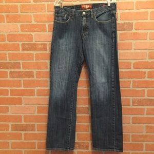 Lucky Brand Jeans 32 x 31 vintage straight (4A32)